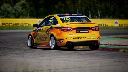 lada rskg second stage results