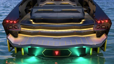 dream yachts from automakers