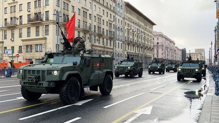 victory day parade2021