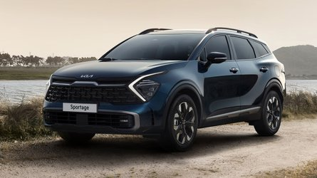 new sportage goes to russia