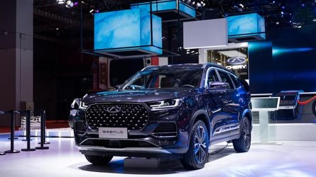 chery phev for russia