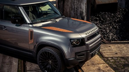 defender rusted tuning