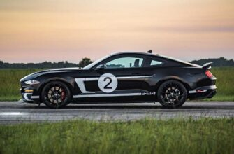 Hennessey Ford Mustang GT Legend Edition