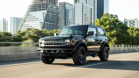ford bronco stop